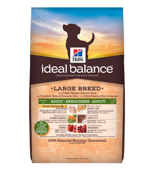 IDEAL BALANCE ADULT LARGE BREED CHICKEN