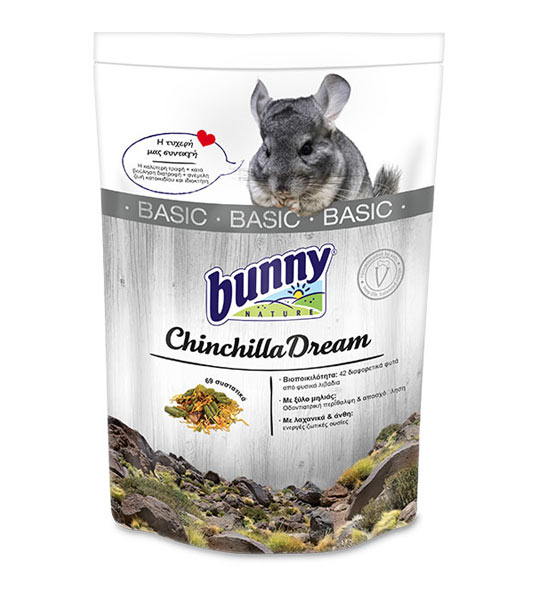 CHINCHILLA DREAM BASIC