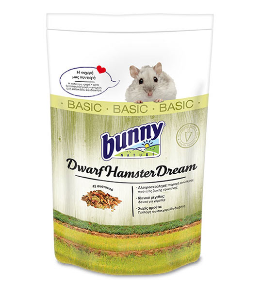 DWARF HAMSTER DREAM 400gr