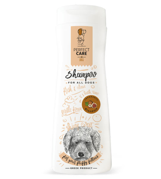 GIANDUJA SHAMPOO FOR ALL DOGS 400ml