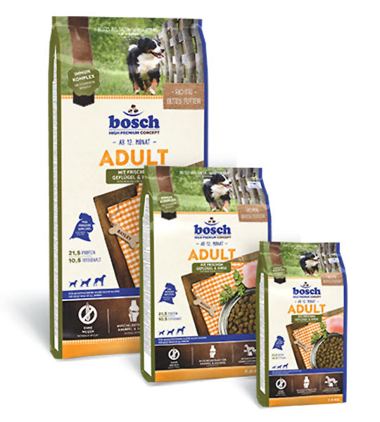 ADULT FRESH POULTRY & MILLET