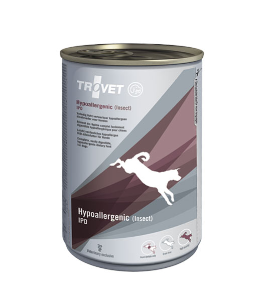 HYPOALLERGENIC INSECT (ΕΝΤΟΜΑ) IPD 400gr