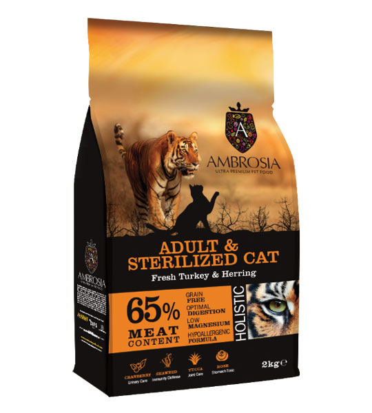 ADULT & STERILIZED CAT 2kg