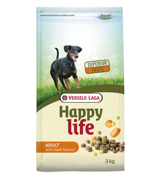 HAPPY LIFE ADULT WITH BEEF