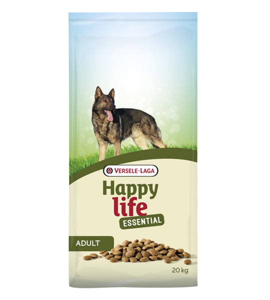HAPPY LIFE ADULT ESSENTIAL 20 kg